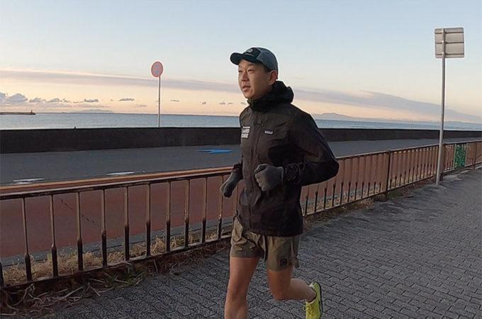 トレイルランナー 大口太郎さん
